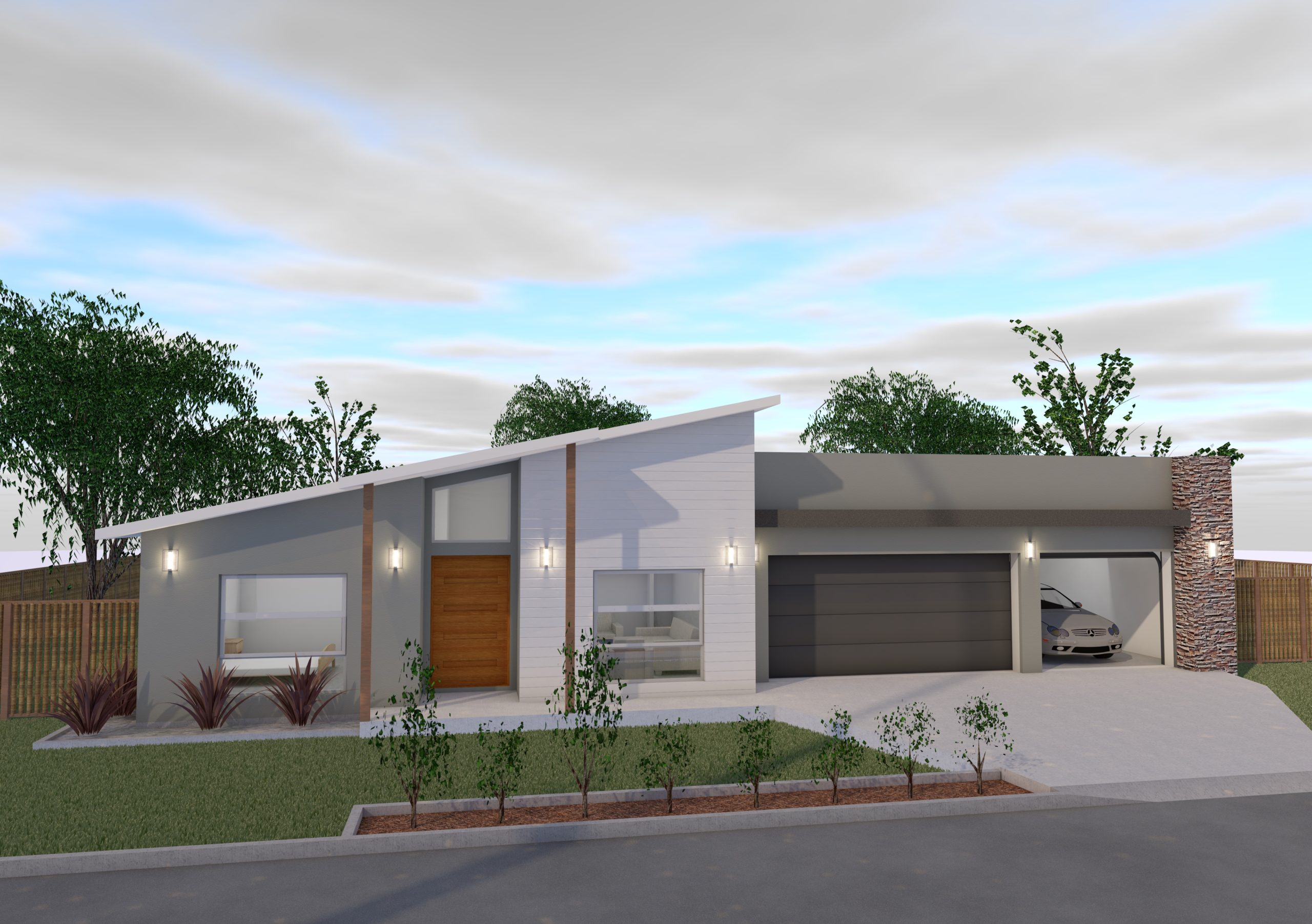 KJM Homes Newcastle New South Wales - Newly designed house